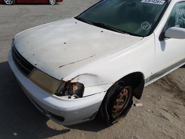 Used NISSAN SUNNY for sale - 3/3