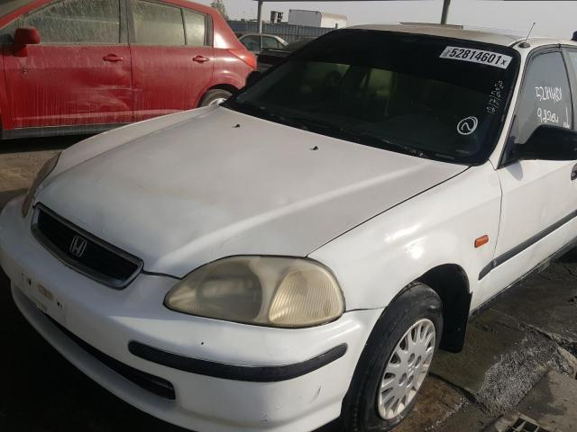 Used HONDA CIVIC for sale - 3/3