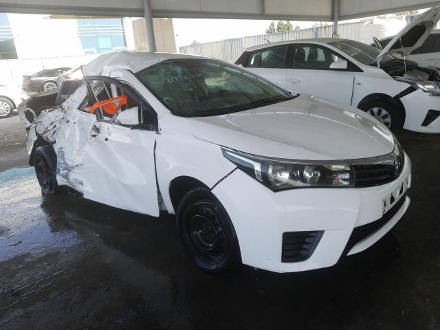 Used TOYOTA COROLLA for sale - 1/6