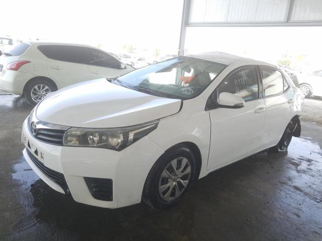 Used TOYOTA COROLLA for sale - 2/6