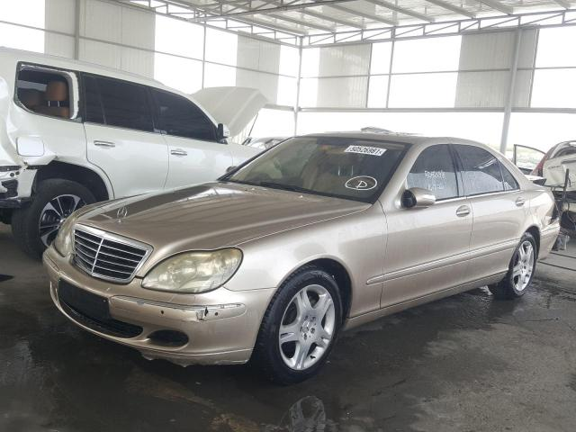 Used MERCEDES BENZ S CLASS for sale - 2/6