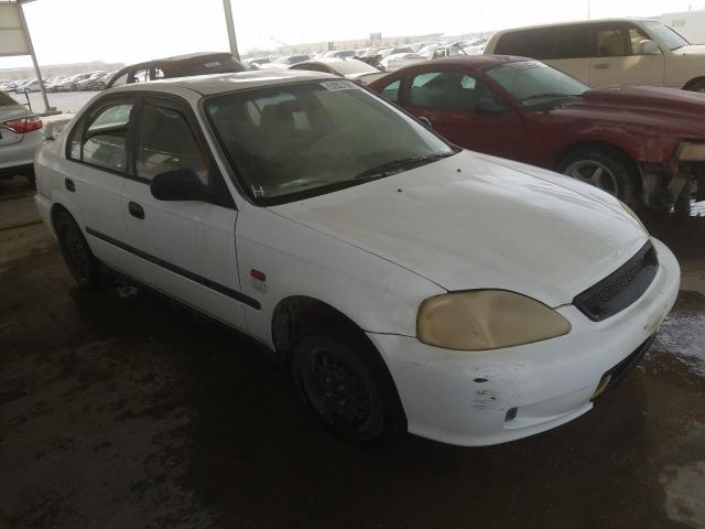 Used HONDA CIVIC for sale - 1/5