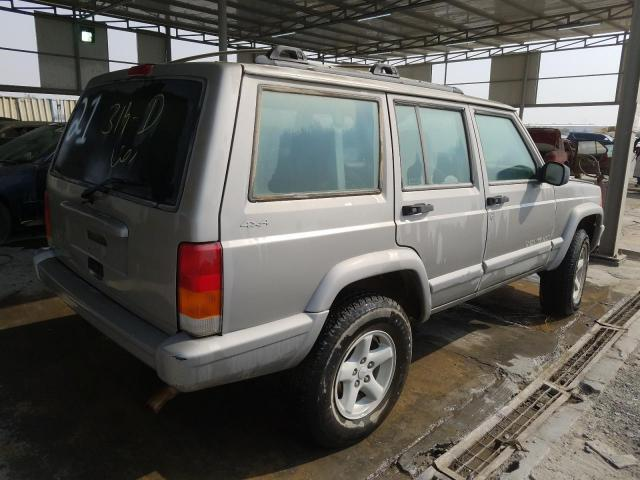Used JEEP CHEROKEE for sale - 3/5