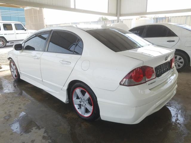 Used HONDA CIVIC for sale - 3/6