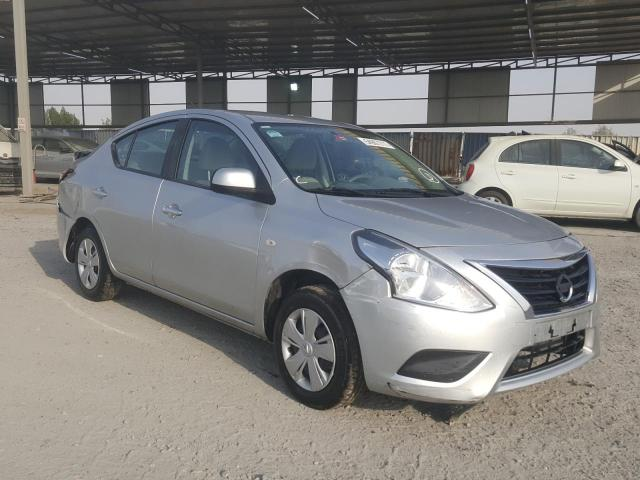 Used NISSAN SUNNY for sale - 1/6