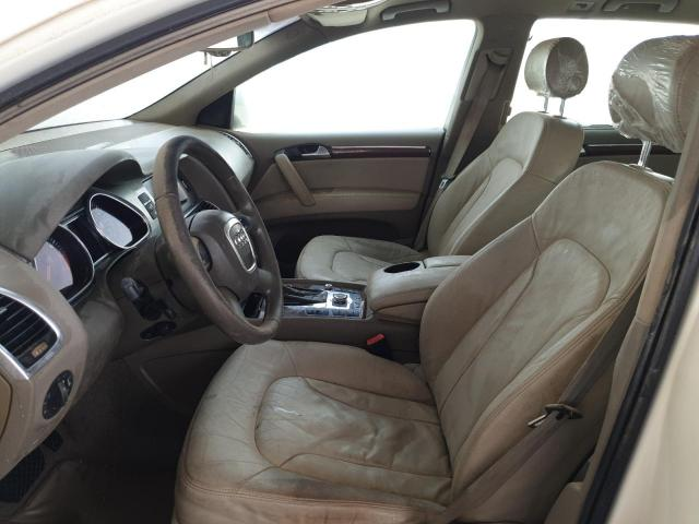 Used AUDI Q7 for sale - 4/5