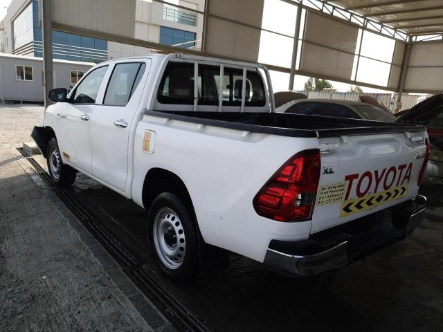 Used TOYOTA HILUX for sale - 3/6