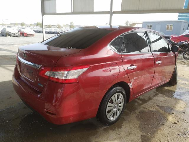 Used NISSAN SENTRA for sale - 4/6