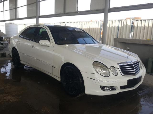 Used MERCEDES BENZ E CLASS for sale - 1/6