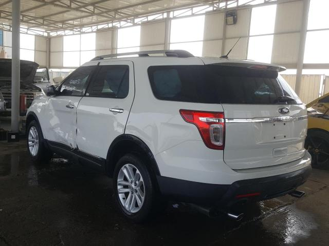 Used FORD EXPLORER for sale - 3/6