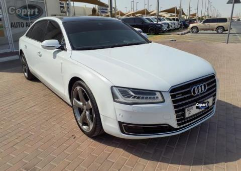 Used AUDI A8L for sale